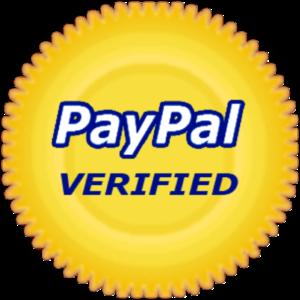 PayPal Verified Seal